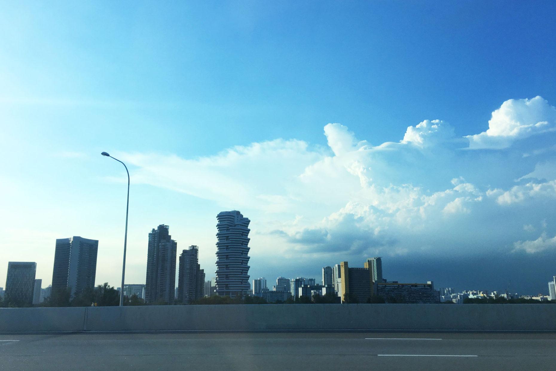 シンガポール風景